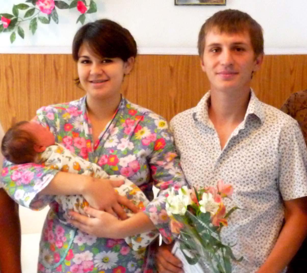 Поздравление молодых матерью в загсе
